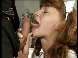 Blowjob Maid Mature Vintage