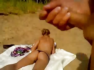 rus Public Masturb BEACH contact ABUSES GIRL 23 %20 NV