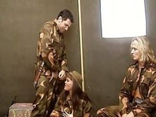 Army  Threesome Uniform