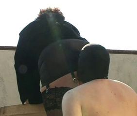 ass kisses for the Mistress