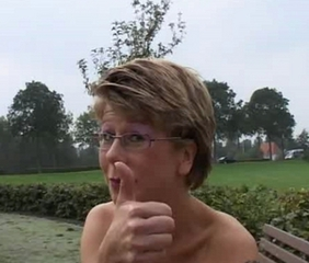 Amateur Glasses  Outdoor Public