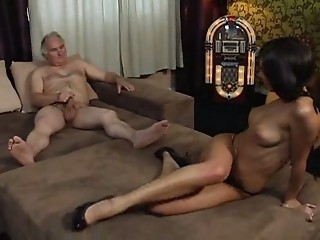 Amazing Daddy Daughter Old and Young Teen