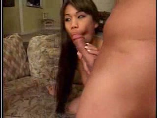 Asian Babe  Blowjob  Thai