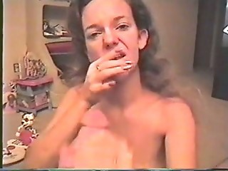 Mature Smoking Vintage