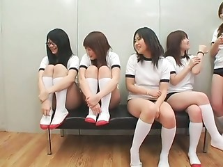 Asian Bukkake Groupsex Student Teen Uniform
