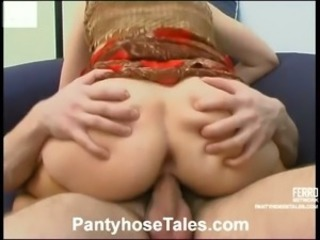 Ass Chubby Mature Riding