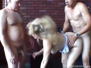 Doggystyle  Threesome