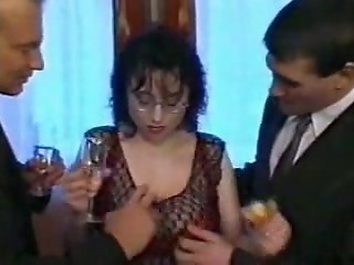 Drunk Mature Threesome Vintage