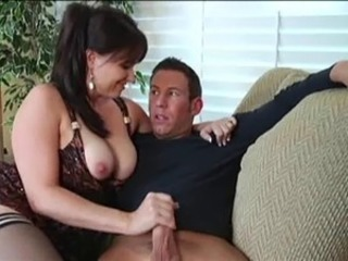 Jerked by a Cougar