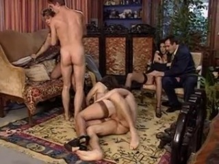 German Fuck and Fisting Orgy