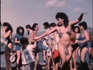 Beach Party Vintage