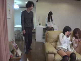 Asiatiske familie Japansk  Teenager