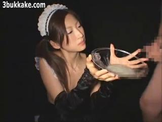Sexy Japanese Gokkun Bit of San Quentin quail Loves Warm Jizz by jpsextube