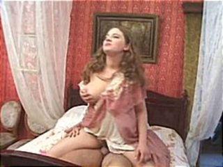 Clothed Natural Nurse Riding Vintage
