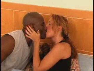 Mature Wife Janet Fucking Her Black Lover For Her Husband