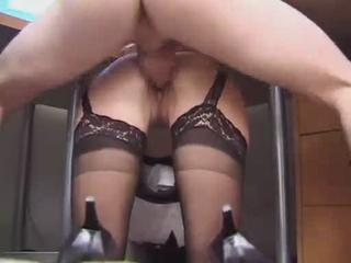 F   Big Boobs OFFICE MATURE