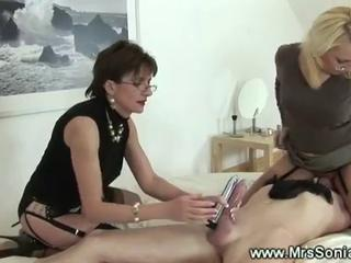 Queening mistresses servants face