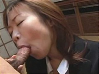 Asian Blowjob Clothed Japanese