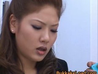 Aya Matsuki Hot kinky Asian doll enjoys part1