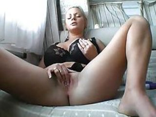 Big titty toy play and hard fuck in cunt tubes