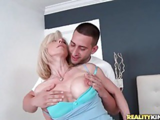 Big Tits Hardcore  Mom Old and Young Silicone Tits