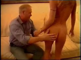 Teen Ass Daughter Daddy Old and Young Blonde