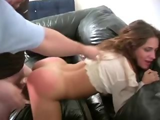 Spanked and Exploited Young Bitch...F70