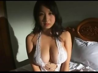 Asian Babe Big Tits Japanese Lingerie Natural