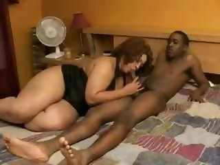 Blowjob Chubby Interracial Mature