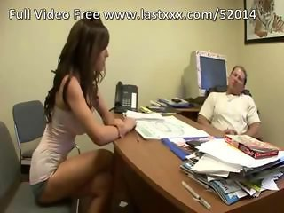 Kenzi Marie big tits office fuck.