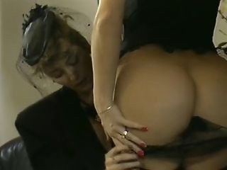 Ass European French Lesbian  Vintage