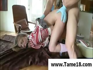 Amateur Bdsm Doggystyle Teen