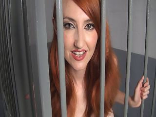 Kendra James Jail Cell JOI
