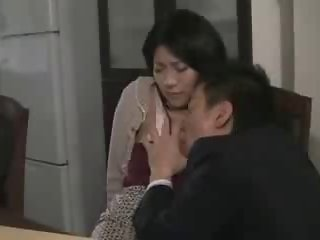 Asian Licking Wife