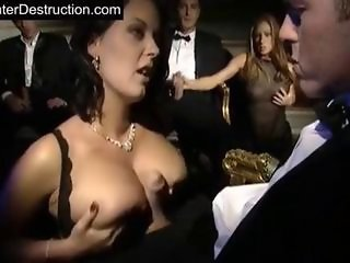 Big Tits Groupsex Party Pornstar Vintage