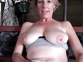 Amateur Masturbating Mature