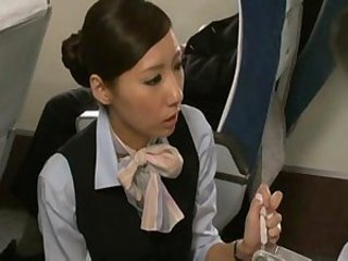 Asian Babe Handjob Japanese Small cock Uniform