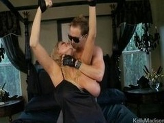 Huge Titted Whore Tied Up and Fucked Hard