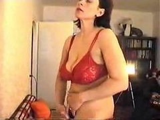 Amateur Big Tits Homemade Masturbating Mature Mom Natural