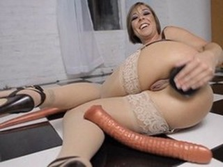 Anal  Stockings Toy