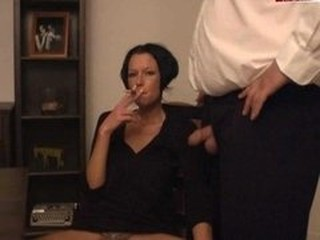 Smokey-Blowjob