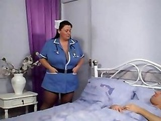 Bbw Angel Nurse