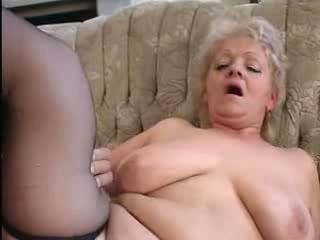 "Busty Granny In Stockings Loves Cock"" class=""th-mov"