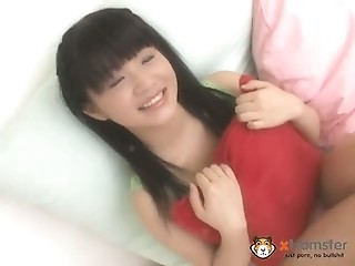 Japanese teen model girl     ;s maturbation