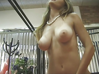 Babe Masturbating Natural