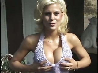 Big Tits Blonde  Natural Vintage
