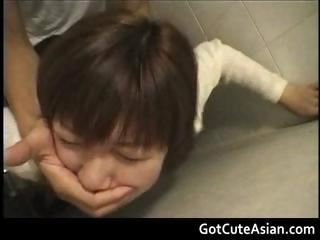 Public Toilet Japanese Fuck part2