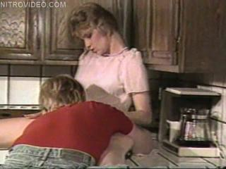 Kitchen Pornstar Vintage