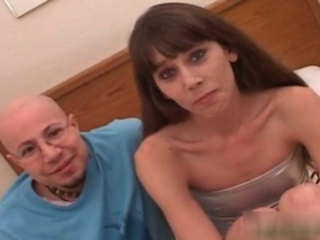 Hot brunette girl gets horny stripping Stream Porn