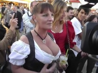 Amateur Big Tits Mature Outdoor Party Public